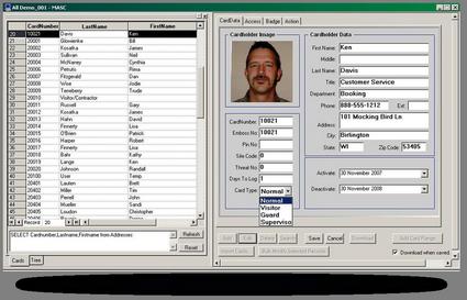 Abba Logic: MASC Access Control Software